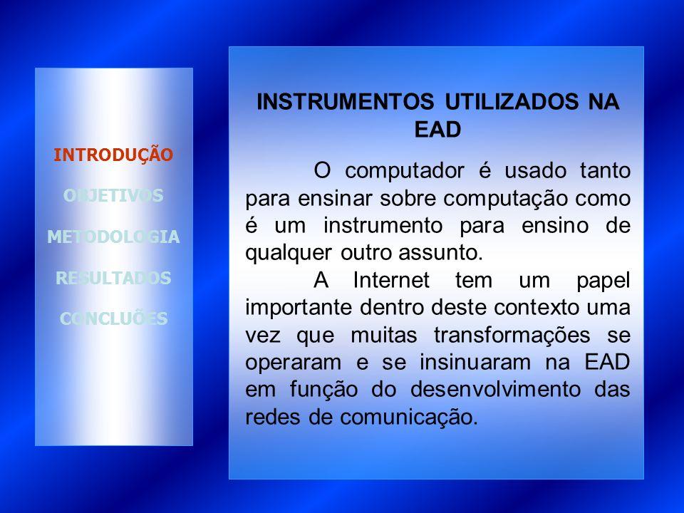 AMBIENTES VIRTUAIS DE APRENDIZAGEM São softwares que armazenam, disponibilizam e administram conteúdos em formato WWW.