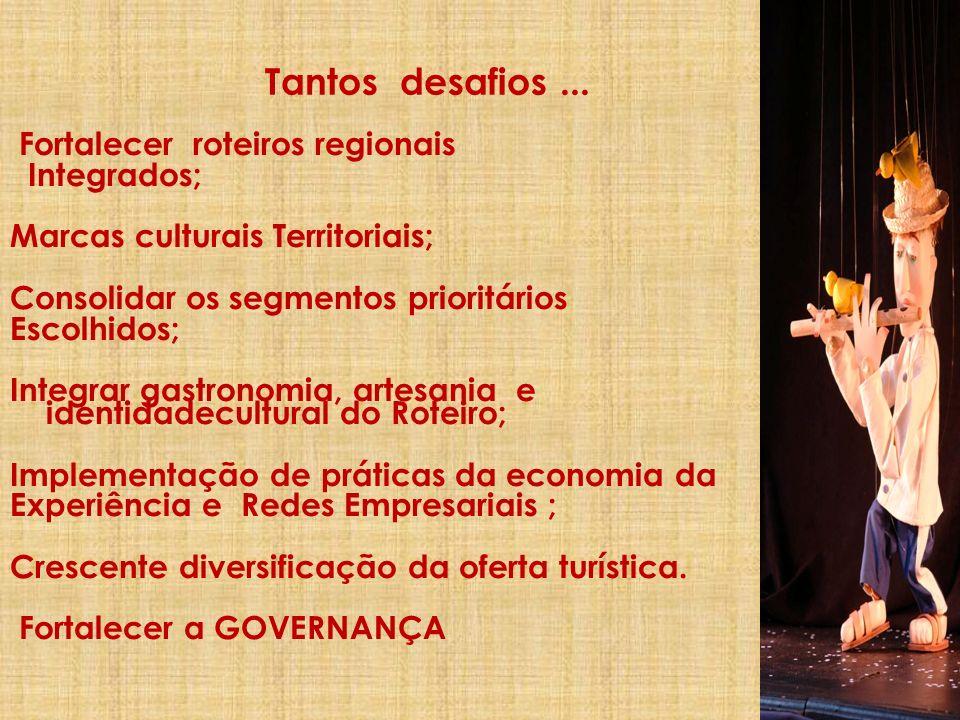 A importância da cadeia produtiva do turismo local, como fonte de trabalho, renda, integração e desenvolvimento do destino.