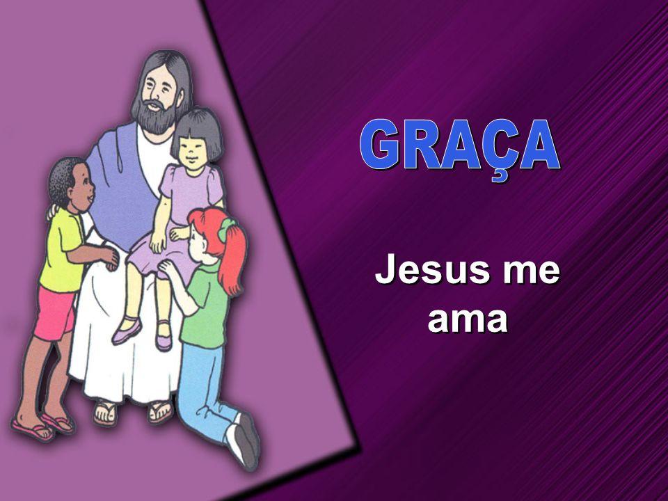 Jesus me ama