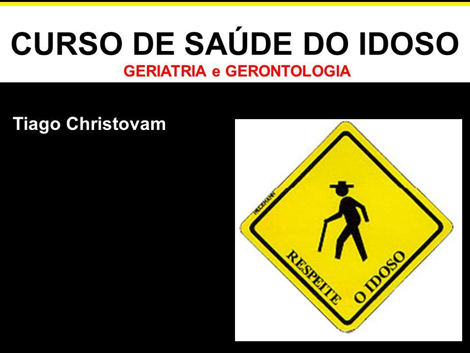 PNEUMONIA Tiago Christovam CURSO DE SAÚDE DO IDOSO GERIATRIA e GERONTOLOGIA