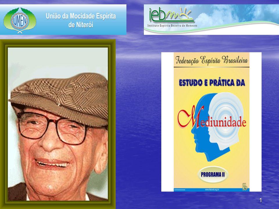 32 Tarefa de casa LIVRO DOS MÉDIUNS, CAP XV – DOS MÉDIUNS ESCREVENTES OU PSICÓGRAFOS LIVRO DOS MÉDIUNS, CAP XV – DOS MÉDIUNS ESCREVENTES OU PSICÓGRAFOS LIVRO O MISSIONÁRIO DA LUZ, CAP I - O PSICÓGRAFO LIVRO O MISSIONÁRIO DA LUZ, CAP I - O PSICÓGRAFO LIVRO NOS DOMÍNIOS DA MEDIUNIDADE CAP 19 – DOMINAÇÃO TELEPÁTICA LIVRO NOS DOMÍNIOS DA MEDIUNIDADE CAP 19 – DOMINAÇÃO TELEPÁTICA 20/30 20/30