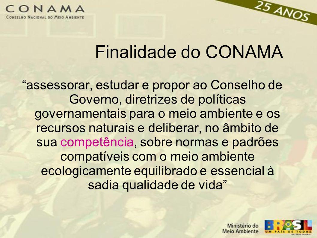 Diretrizes da Política Ambiental Integrada MMA – 2003/6 Fortalecimento do SISNAMA Transversalidade Controle e participação social Desenvolvimento Sustentável