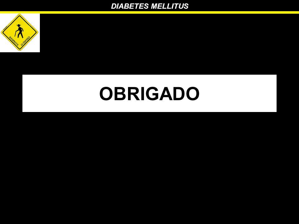 DIABETES MELLITUS OBRIGADO
