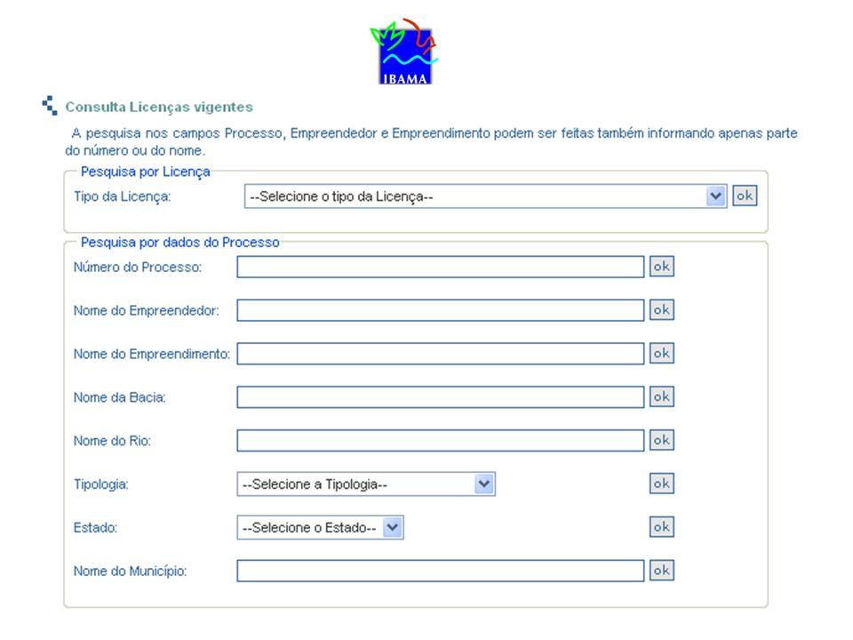 ETAPAS DO LICENCIAMENTO AMBIENTAL PREVISTAS PELA IN 65/05 Instauração do processo Licenciamento prévio Licenciamento de instalação Licenciamento de operação M M A