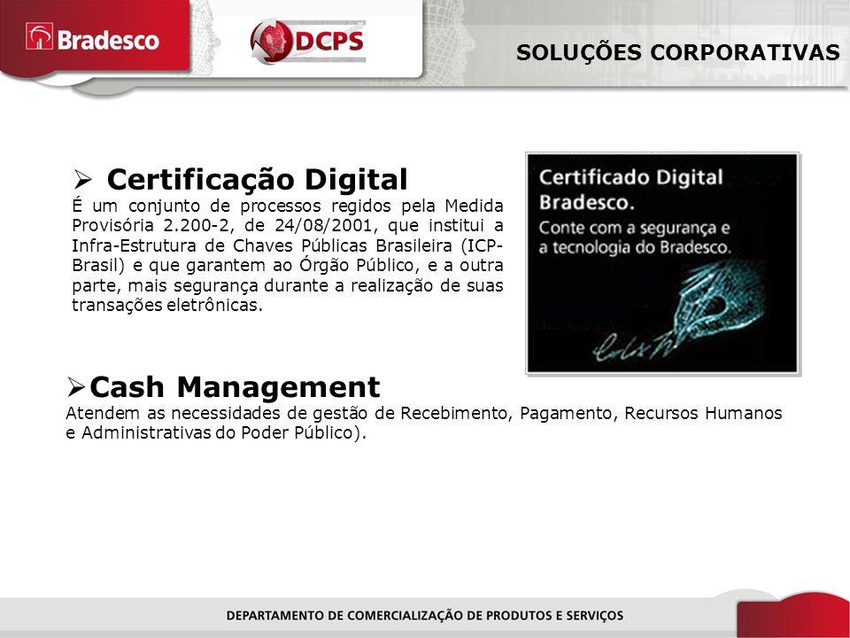6/18 Certificação Digital É um conjunto de processos regidos pela Medida Provisória 2.200-2, de 24/08/2001, que institui a Infra-Estrutura de Chaves Públicas Brasileira (ICP- Brasil) e que garantem ao Órgão Público, e a outra parte, mais segurança durante a realização de suas transações eletrônicas.