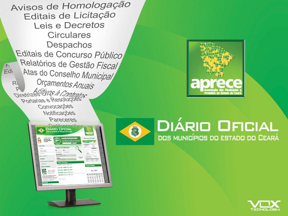RESOLUÇÃO Anexo I Usuário administrador do sistema: Art.