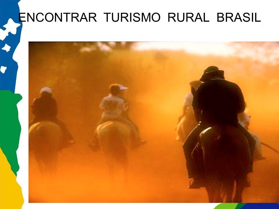 ENCONTRAR TURISMO RURAL BRASIL
