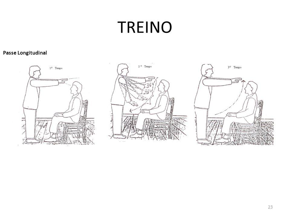 TREINO 23 Passe Longitudinal