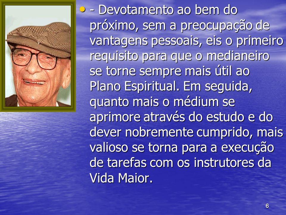 37 FENÔMENO DE TRANSPORTE FENÔMENO DE TRANSPORTE MÉDIUNS COM FACULDADES MEDIÚNICAS DE EXPANSÃO E PENETRABILIDADE, COM ABUNDÂNCIA DE FLUIDO ANIMALIZADO ( FLUIDO VITAL, ECTOPLASMÁTICO ) MÉDIUNS COM FACULDADES MEDIÚNICAS DE EXPANSÃO E PENETRABILIDADE, COM ABUNDÂNCIA DE FLUIDO ANIMALIZADO ( FLUIDO VITAL, ECTOPLASMÁTICO ) AFINIDADE FLUÍDICA ENTRE O ESPÍRITO E O MÉDIUM, COM UMA COMBINAÇÃO DE SEUS FLUIDOS PERISPIRÍTICOS, GERANDO UMA FORÇA RESULTANTE PARA O TRANSPORTE.
