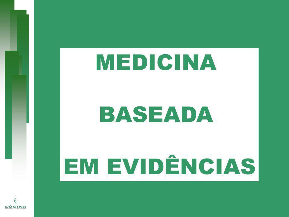 EVIDÊNCIA tipo I no mínimo, uma revisão sistemática de boa qualidade EVIDÊNCIA tipo II no mínimo, um ensaio clínico controlado e randomizado de boa qualidade EVIDÊNCIA tipo III estudos de intervenção bem delineados, sem randomização EVIDÊNCIA tipo IV estudos observacionais bem delineados EVIDÊNCIA tipo V opinião de especialistas A BUSCA DA INFORMAÇÃO Potencial benefício da intervenção