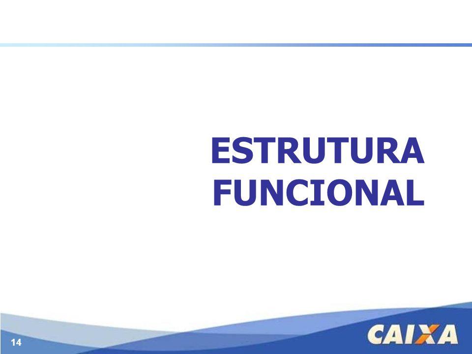 14 ESTRUTURA FUNCIONAL