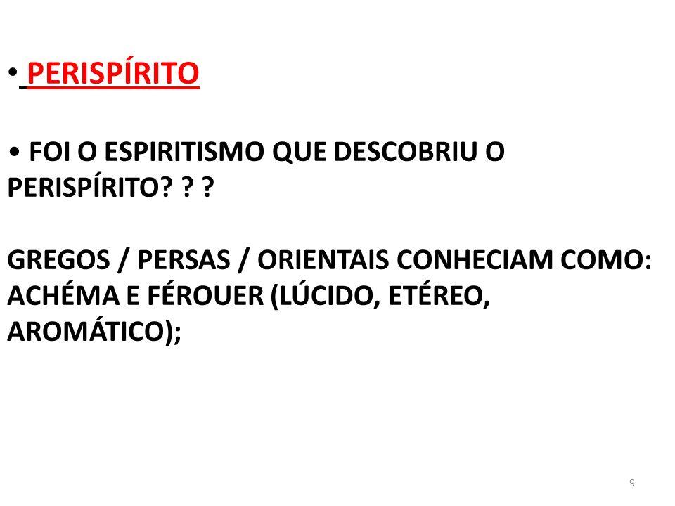 10 1ª EPÍSTOLA DE PAULO AOS CORÍNTIOS 15 – 44 SEMEADO CORPO PSÍQUICO (CORPO ANIMAL), RESSUSCITA CORPO ESPIRITUAL.