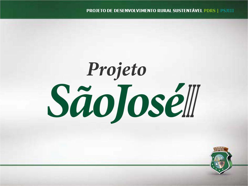PROJETO DE DESENVOLVIMENTO RURAL SUSTENTÁVEL PDRS   PSJIII