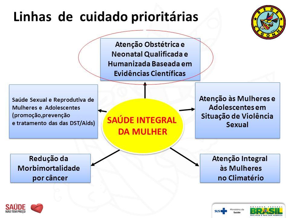 SAÚDE INTEGRAL DA CRIANÇA SAÚDE INTEGRAL DA CRIANÇA Promoção, Proteção e Apoio ao Aleitamento Materno Promoção, Proteção e Apoio ao Aleitamento Materno Vigilância do Óbito Infantil e Fetal Vigilância do Óbito Infantil e Fetal Prevenção de Violências e Promoção da Cultura de Paz Prevenção de Violências e Promoção da Cultura de Paz Atenção à Saúde do Recém-Nascido Atenção à Saúde do Recém-Nascido Linhas de Cuidado Incentivo e Qualificação do Acompanhamento do Crescimento e Desenvolvimento Incentivo e Qualificação do Acompanhamento do Crescimento e Desenvolvimento