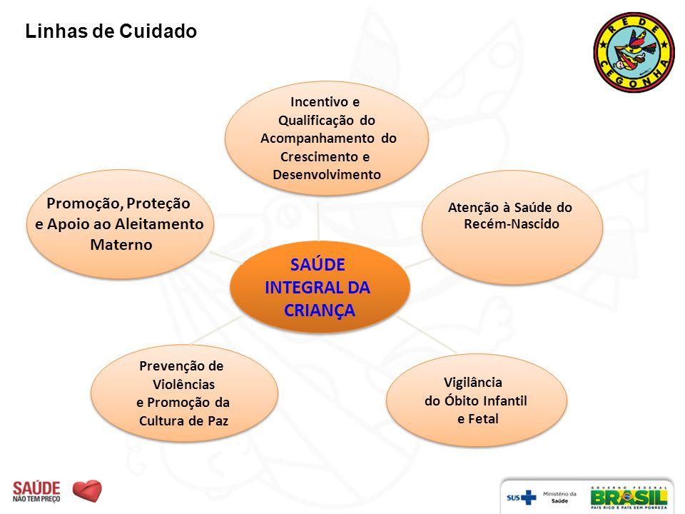 SAÚDE INTEGRAL DA CRIANÇA SAÚDE INTEGRAL DA CRIANÇA Promoção, Proteção e Apoio ao Aleitamento Materno Promoção, Proteção e Apoio ao Aleitamento Matern