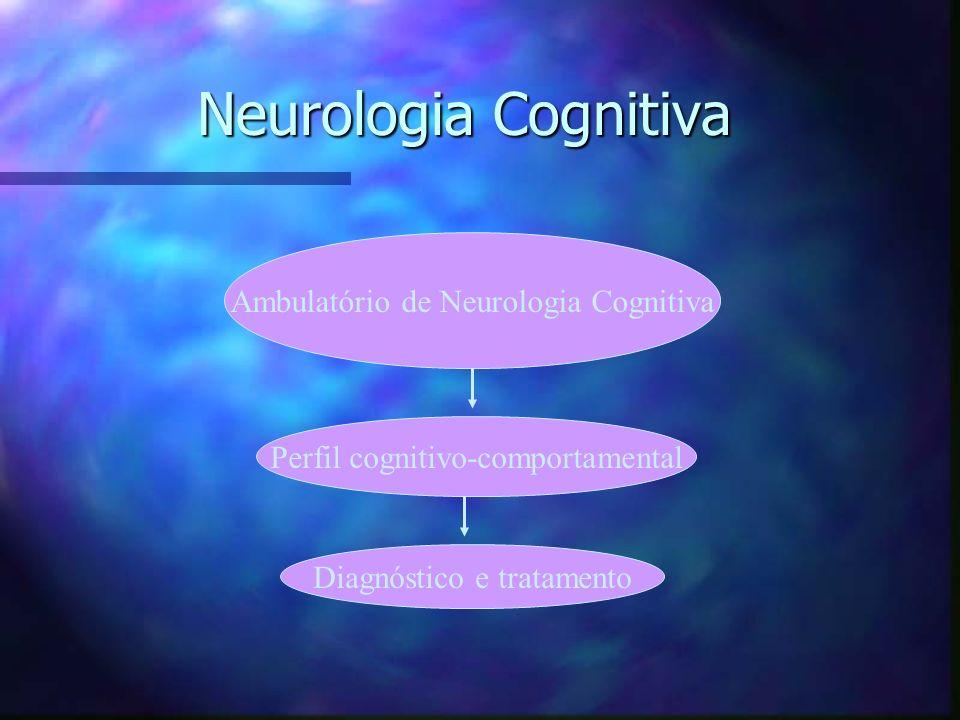 Caso clínico 1 Avaliação neuropsicológica em 07/2003: Avaliação neuropsicológica em 07/2003: - Desempenho intelectual incompatível com sua - Desempenho intelectual incompatível com sua formação escolar.