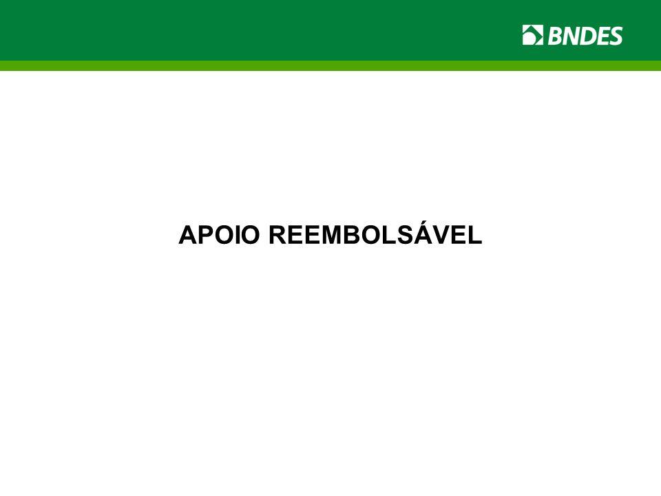 APOIO REEMBOLSÁVEL