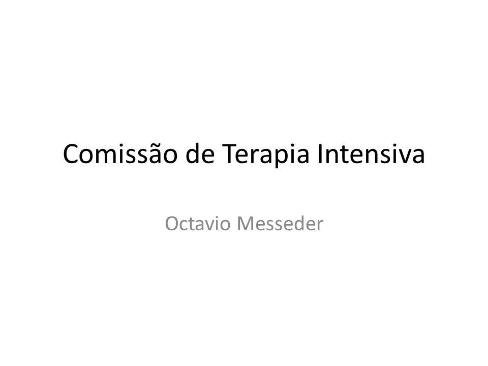 Comissão de Terapia Intensiva Octavio Messeder