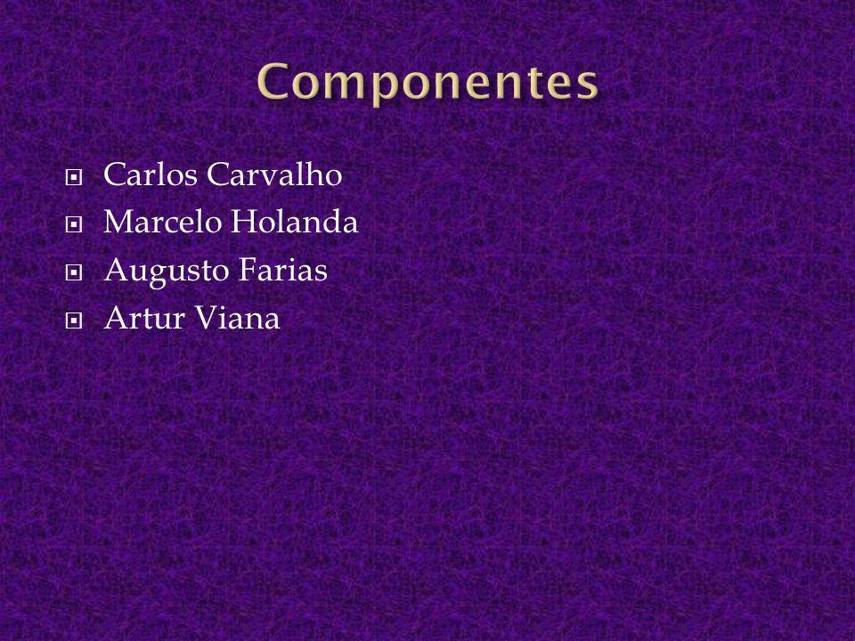 Carlos Carvalho Marcelo Holanda Augusto Farias Artur Viana