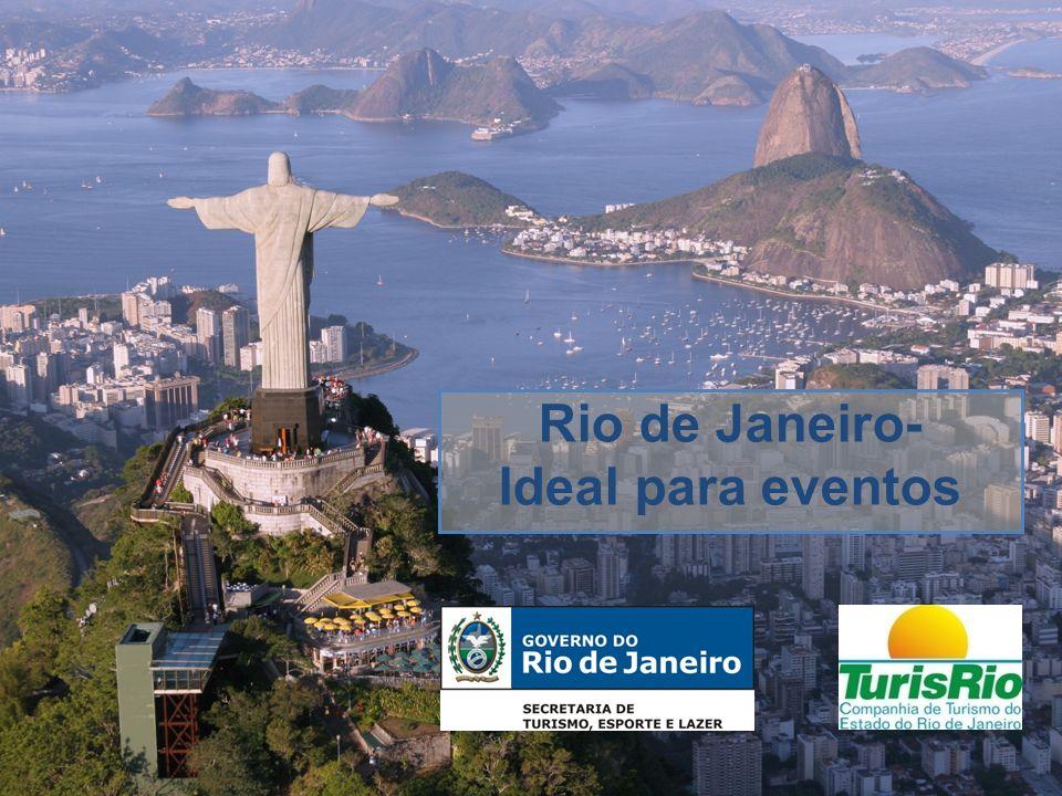 Rio de Janeiro- Ideal para eventos