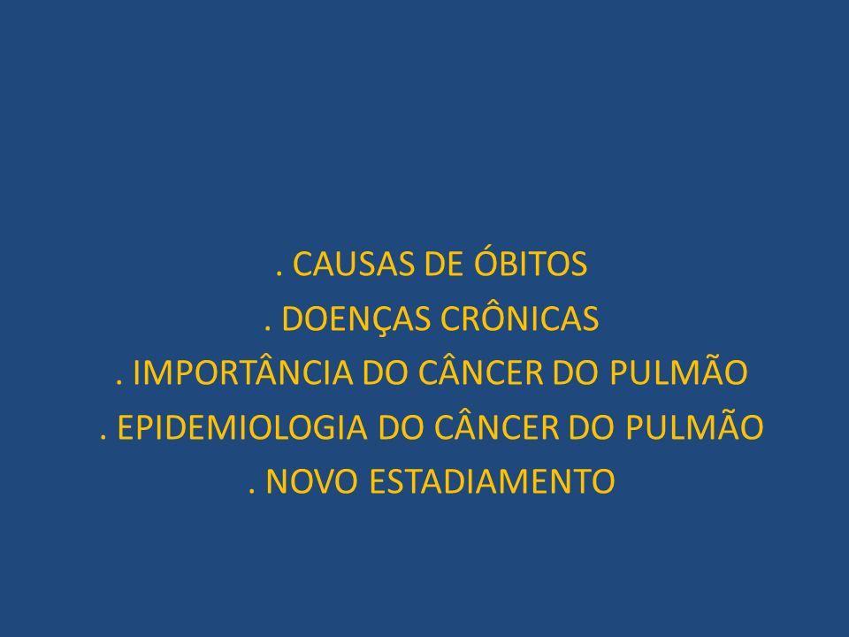 Avanços no Estadiamento do Câncer do Pulmão.Recomendações para o fator M.