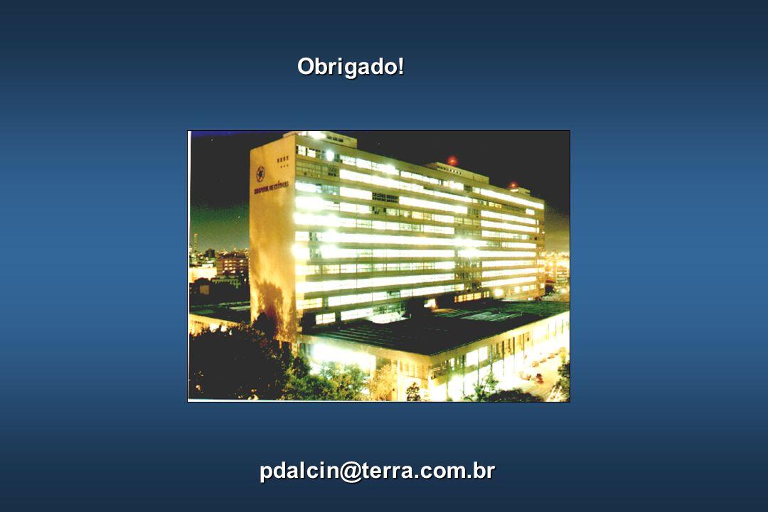 pdalcin@terra.com.br Obrigado!