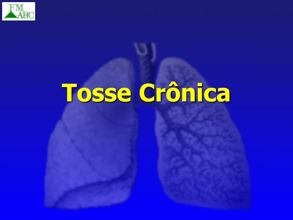 Tosse Crônica