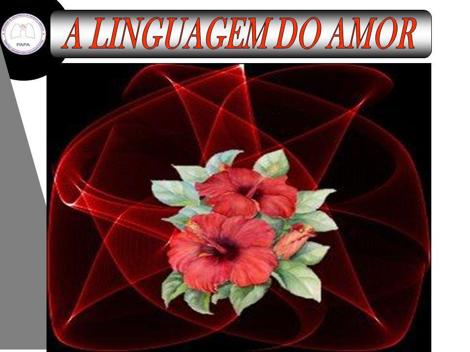 São quatro as linguagens do Amor: Bom Dia.O Sr. está Ótimo.