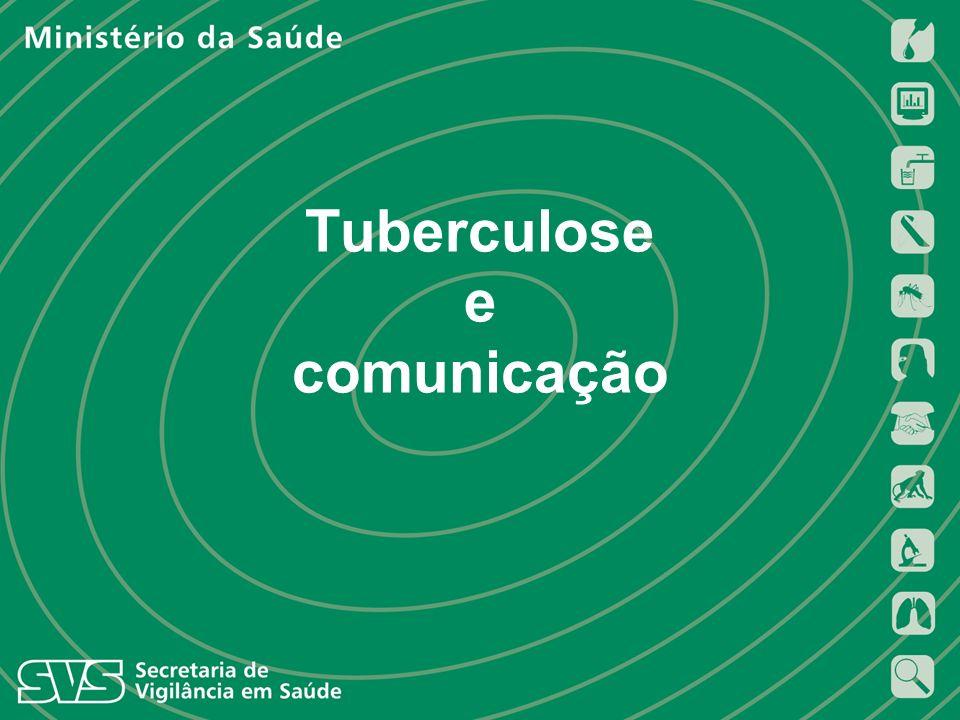 Advocacia, Comunicação e Mobilização Social para Lutar contra a Tuberculose ACMS/TB OMS Stop TB Partnerhip