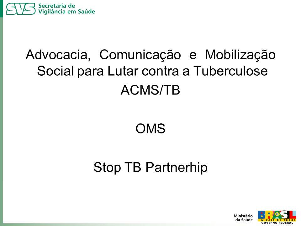 Informação errônea sobre o que causa a Tuberculose, como é transmitida e se pode ser curada está ligada ao estigma.