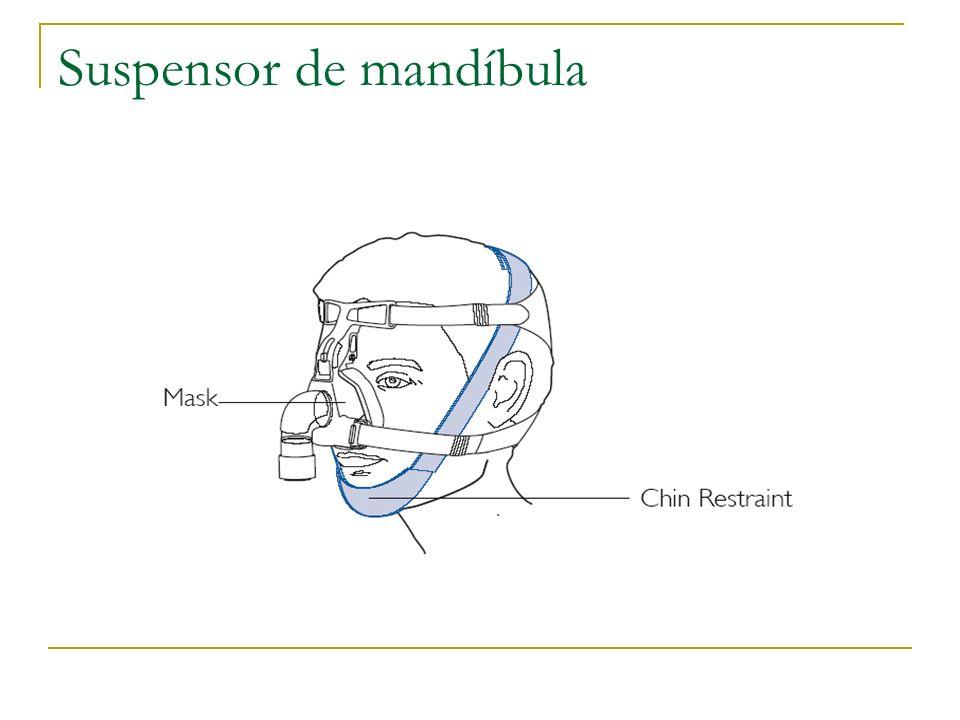 Suspensor de mandíbula