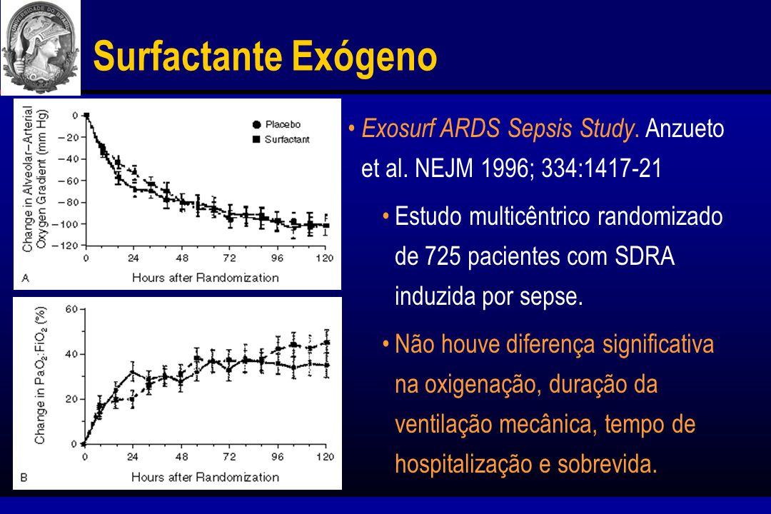 Surfactante Exógeno Spragg et al.