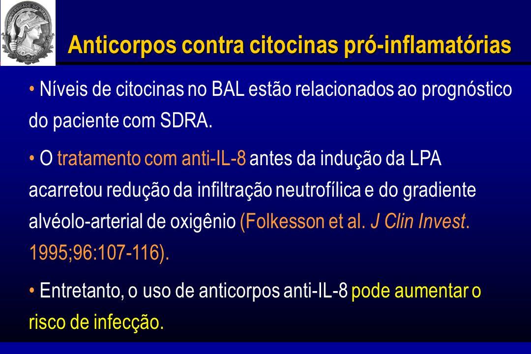 Limitações Malloy Am J Respir Crit Care Med 1997;156:617-23; Rosenthal et al.