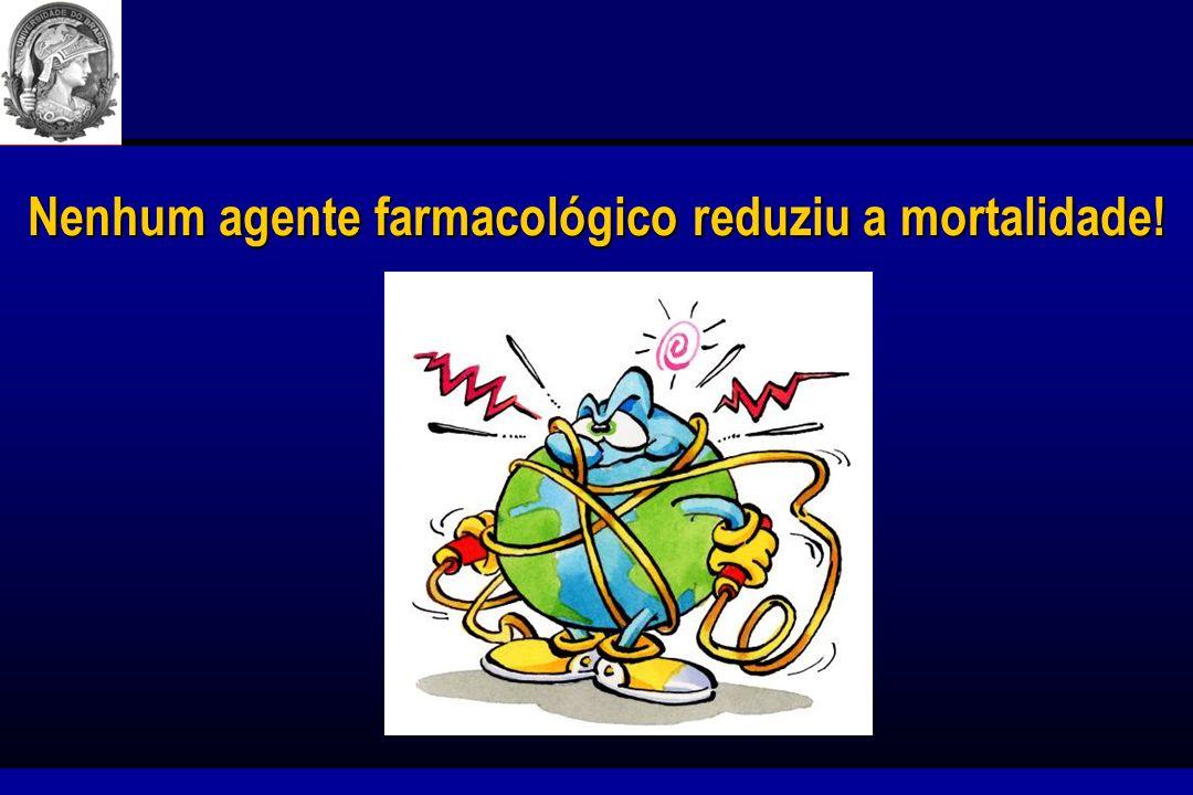 Corticosteróide: mecanismo de ação Inibe produção/liberação de citocinas Inibe produção de PLA-2, COX-2, NOS-2 Reduz a expressão de moléculas de adesão Inibe a ativação neutrofílica Inibe a proliferação de fibroblasto e deposição de colágeno Inibe a proliferação de células T e aumenta apoptose de célula T/eosinófilo/monócito
