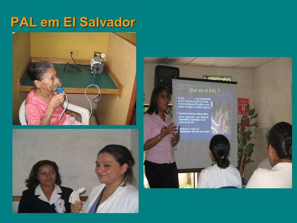 PAL em El Salvador