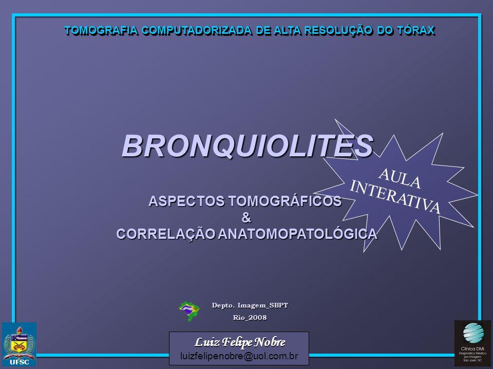 Bronquiolite constritiva / obliterante – Pós-transplante TMO Transpl.