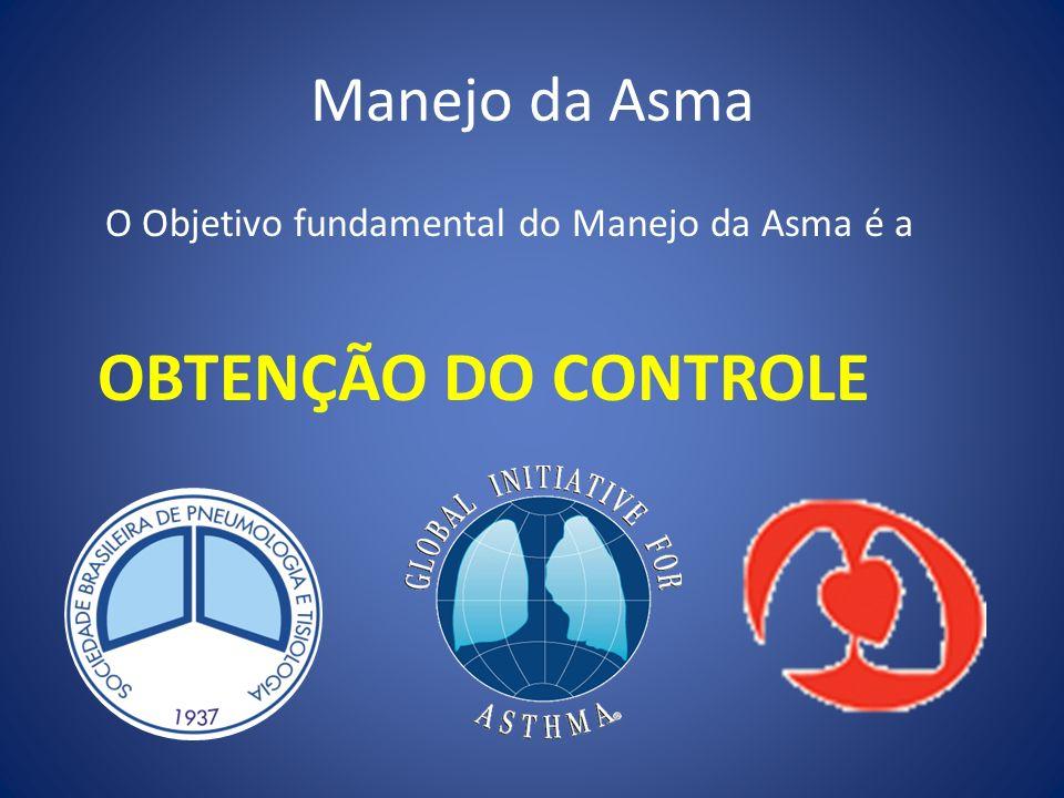 Asma Medicamentos controladores Corticosteroide Inalatório Beta 2 agonista de longa duração Teofilina Montelucaste Omalizumabe Corticosteroide Inalatório
