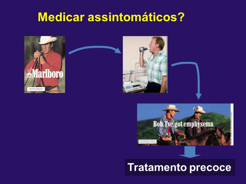 Iniciar BD Medicar assintomáticos? Tratamento precoce