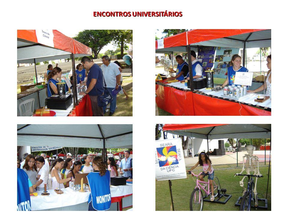 ENCONTROS UNIVERSITÁRIOS