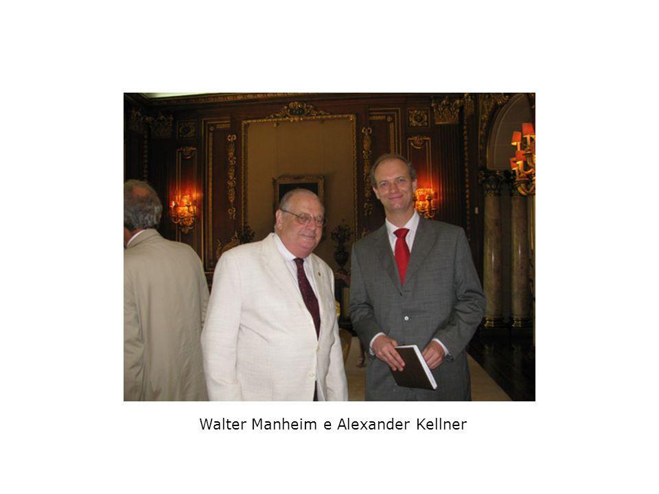 Walter Manheim e Alexander Kellner