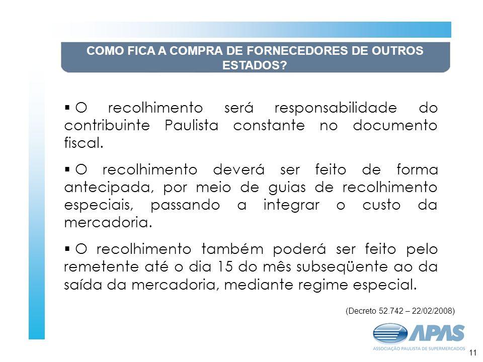 12 QUAIS AS EXIGÊNCIAS LEGAIS DE DEMONSTRAÇÃO NAS NOTAS FISCAIS DA ST.