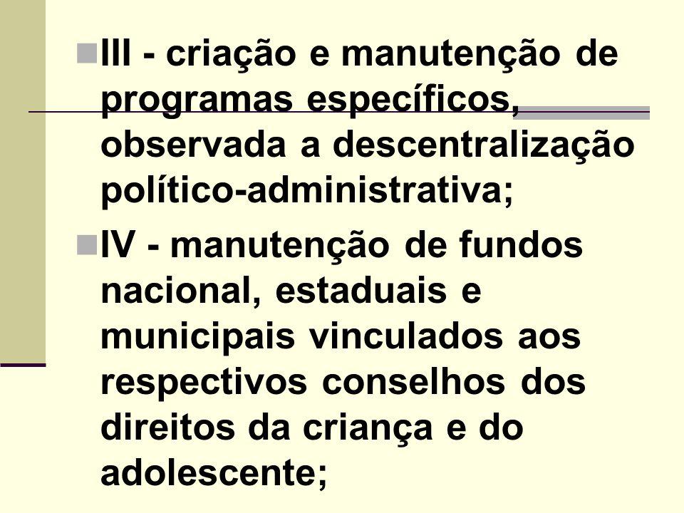 MUNICIPALIZAÇÃO DESCENTRALIZAÇÃO POLÍTICA PARA FORMULAÇÃO, EXECUÇÃO E CONTROLE DAS POLÍTICAS.