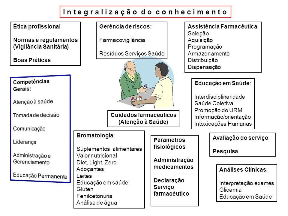 Bromatologia: Suplementos alimentares Valor nutricional Diet, Light, Zero Adoçantes Leites Educação em saúde Glúten Fenilcetonúria Análise de água Aná