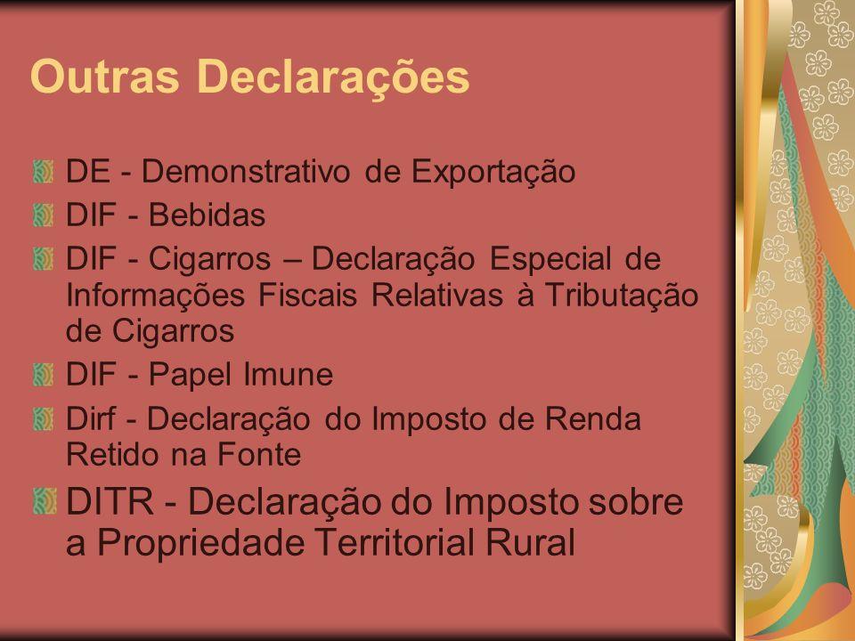 EFD – ESCRITURAÇÃO FISCAL DIGITAL Obrigatoriedade: Apresentação pelos contribuintes obrigados a Escrituração Fiscal Digital (EFD) (Resolução SEFAZ nº.