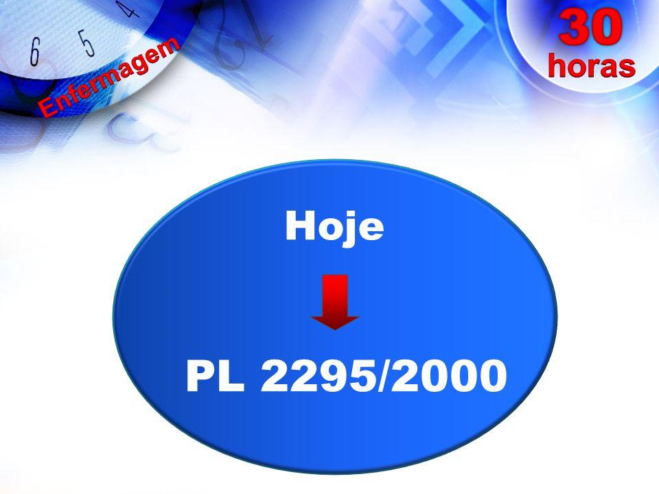 Hoje PL 2295/2000