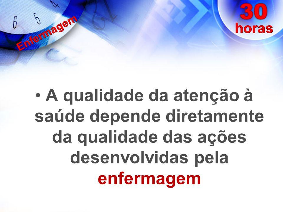 Ministro José Gomes Temporão: Em um sistema de saúde como o SUS, com todas as suas características e um forte componente de atenção primária, o trabalho da enfermagem é fundamental.