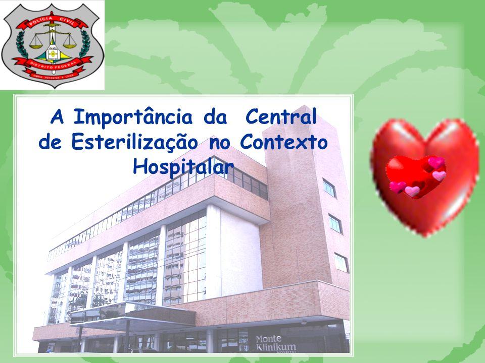 A Importância da Central de Esterilização no Contexto Hospitalar