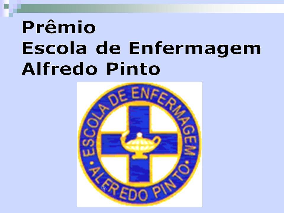 Criada em 27 de março de 1890, através do Decreto 791, com o nome de Escola Profissional de Enfermeiros e Enfermeiras e anos depois passou a ser chamada Escola de Enfermagem Alfredo Pinto em homenagem ao ex-Ministro da Justiça e Negócios Interiores, Alfredo Pinto Vieira de Melo(1863-1923), por ter incentivado a criação da seção feminina da Escola(1920).