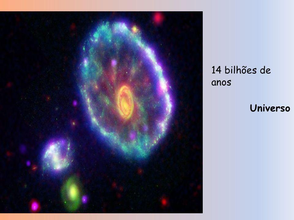Universo 14 bilhões de anos