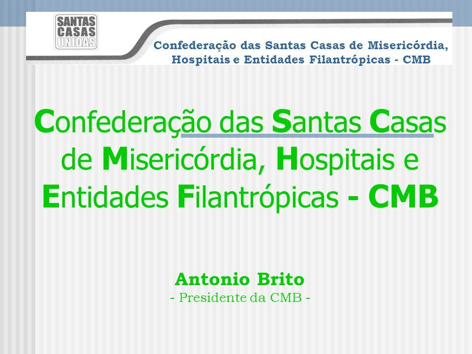 Confederação das Santas Casas de Misericórdia, Hospitais e Entidades Filantrópicas - CMB 38º Fórum QPC